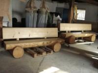 massive sitzb nke. Black Bedroom Furniture Sets. Home Design Ideas